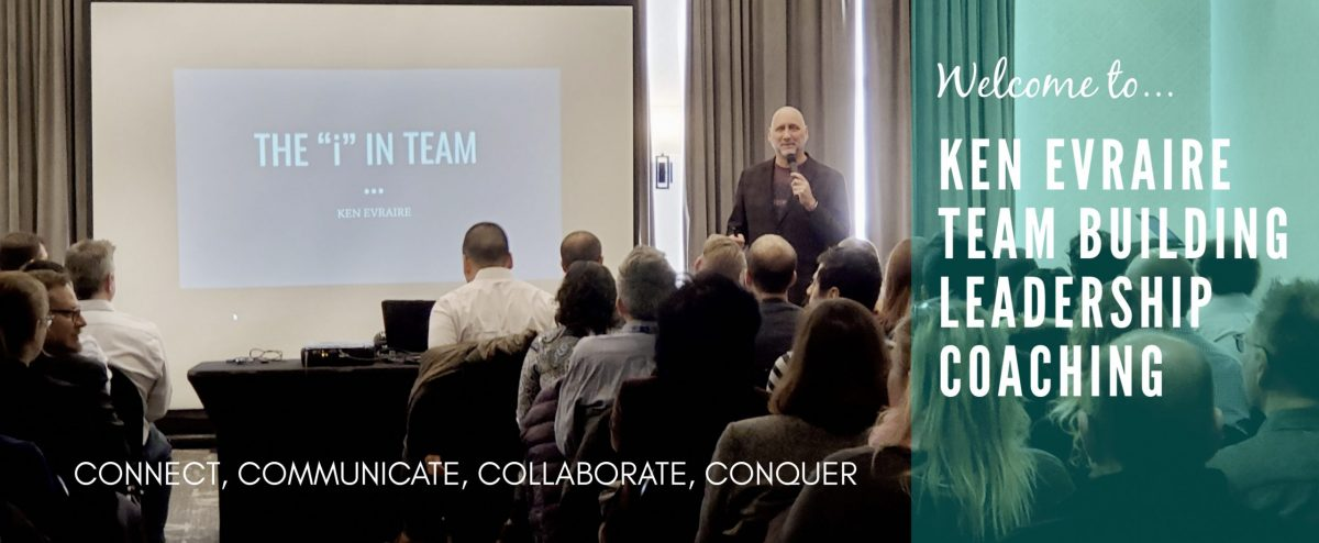 Ken Evraire Team Building + Leadership + Coaching